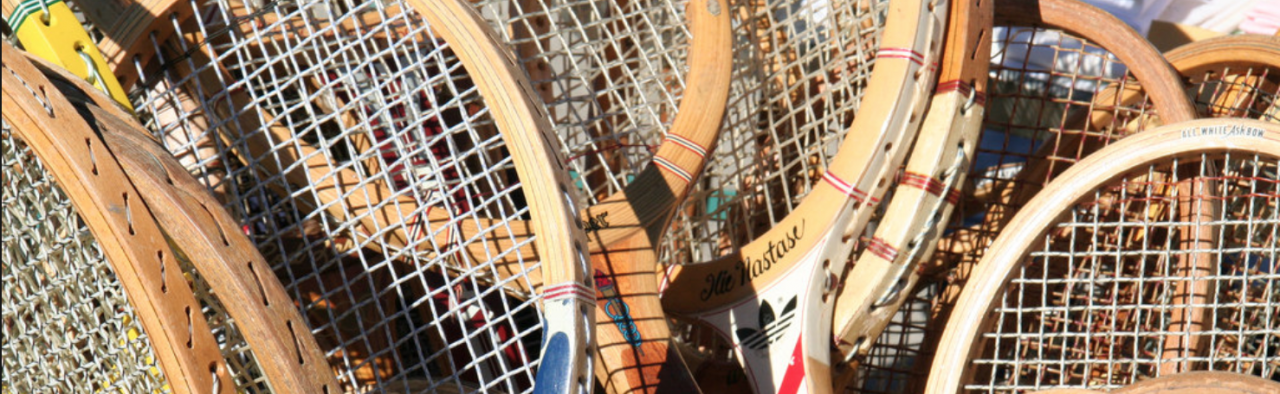 10 Things to Know About Tennis Racquets